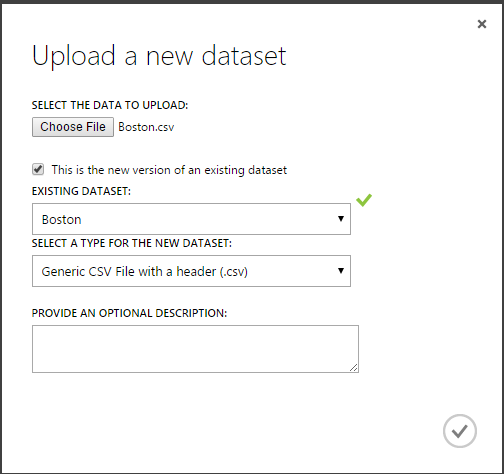 Data Science for Losers, Part 7 – Using Azure ML – Coding
